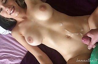 Sister in law caught masturbating! POV Samantha Flair