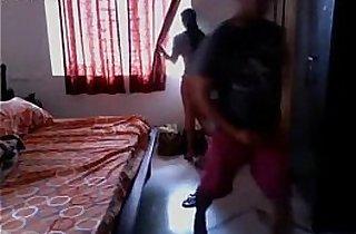 a qucik fuck with my cousine on hidden cam