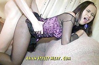 Violet Commission Asian Sex Worker