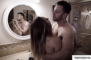 Family sex betwen brother and stepsiter taboo sex