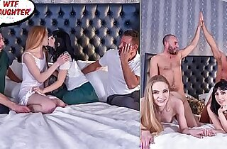 Lana Sharapova , Daphne Dare In Daughter Cum And Tax Refunds