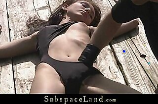 Vip  outdoor  ,  punished  ,  slaves   sex videos