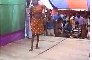 DESI BHABHI NUDE DANCE ON STAGE