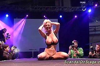Vip  mom-son  ,  public place  ,  teased   sex videos