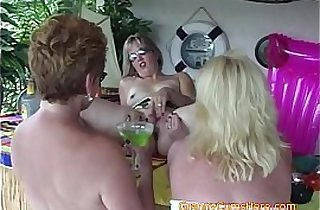 Drunken Grannys at Pool Bar